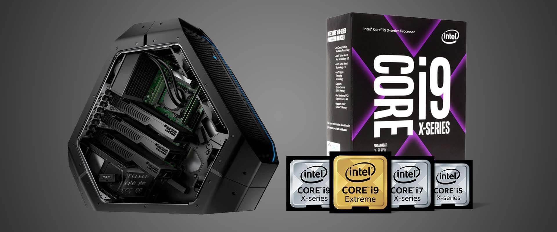 CPU #2 intel-i9