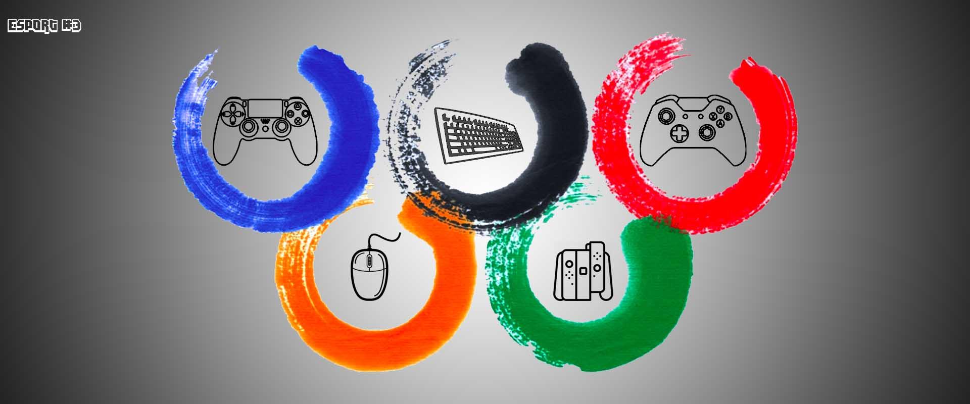 eSport #3 olimpia 🥇